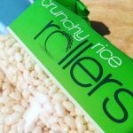 Crunchy rice rollers lose 70lbs