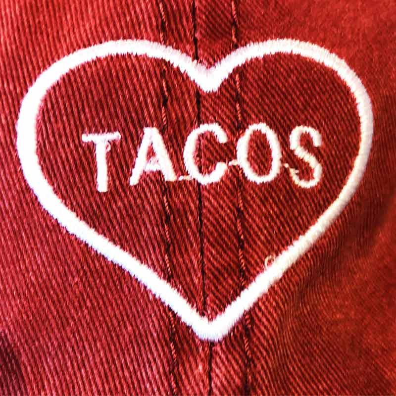 i heart tacos