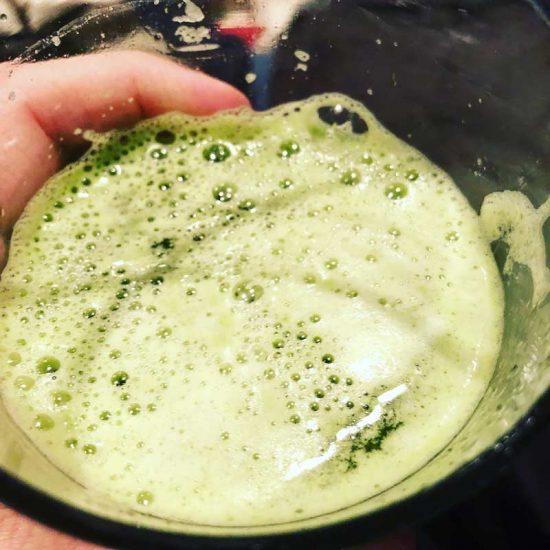 celery juice gout